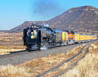 The Union Pacific Train